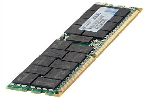 HP 16GB Dual Rank x4 PC3-12800R DDR3-1333 Registered CAS-11 Memory Kit (672631-B21) ()