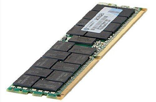 HP 16GB Dual Rank x4 PC3-12800R DDR3-1333 Registered CAS-11 Memory Kit (672631-B21)