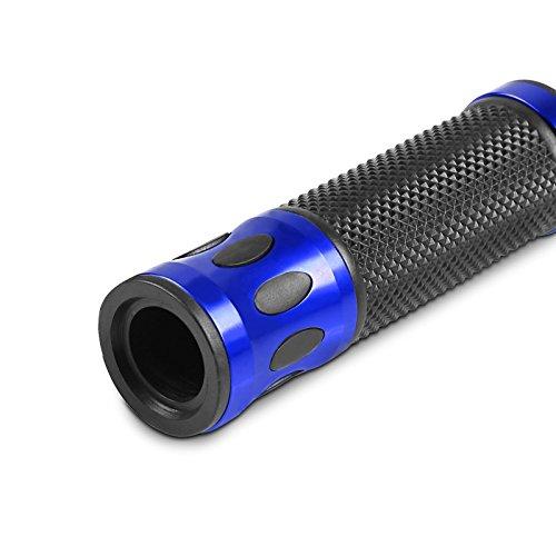 Tracer Motea 5X blau Lenkergriffe Yamaha MT-09