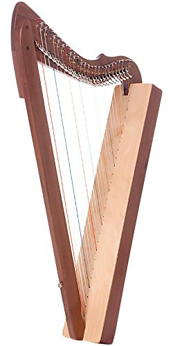 Rees Harps Special Edition Fullsicle Harp Walnut by Rees Harps