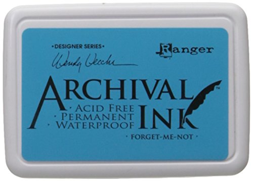Wendy Vecchi  Archival Ink Pad  Forget Me Not