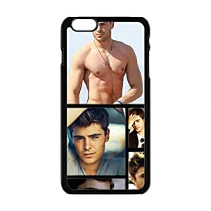 Zac Efron fashion star Cell Phone Case for Iphone 6 Plus