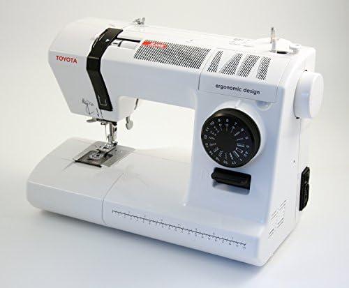 Toyota JNS17CT máquina de Coser: Amazon.es: Hogar