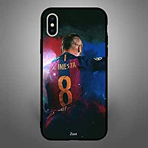 iPhone X Iniesta