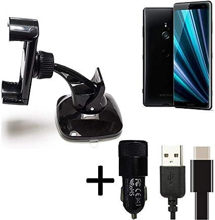 K-S-Trade® Top Set para Sony Xperia XZ3 Montaje Compacto ...