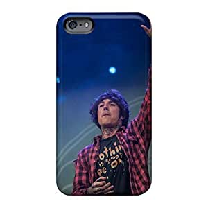 Andrws ILb3046ksMu Case Cover Skin For Iphone 6 (bring Me The Horizon Band Bmth)