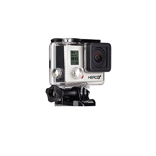 GoPro HERO3+ Black Edition Adventure Camera (Certified Refurbished) by GoPro