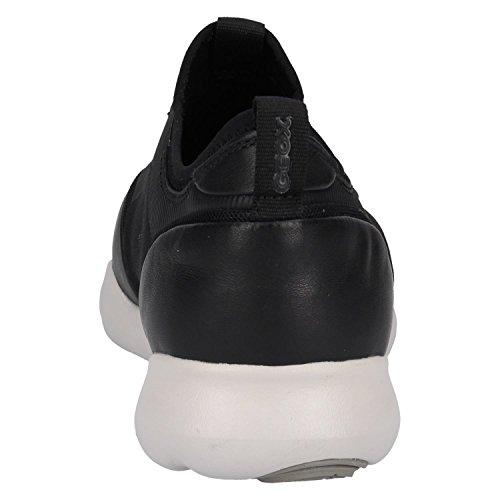 Noir C9999 U Geox Homme Enfiler B Baskets S Black Nebula R4q4wf0