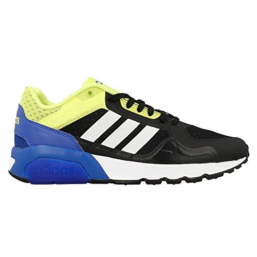 Adidas Run9tis Tm - F99268 Celadon-nero-blu Navy