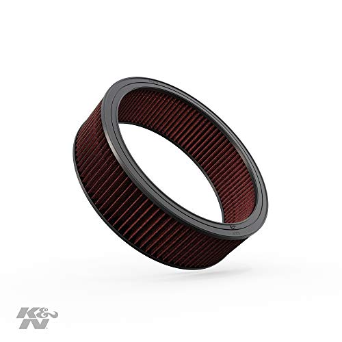 K&N engine air filter, washable and reusable:  1968-1997 Chevy/GMC SUV V8 (Suburban, Tahoe, Yukon and other select models) E-1500 (1994 Chevy Blazer Parts)