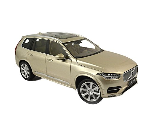 2015 Volvo XC90 Luminous Metallic Sand 1/18 by Ultimate Diecast (Volvo Model)