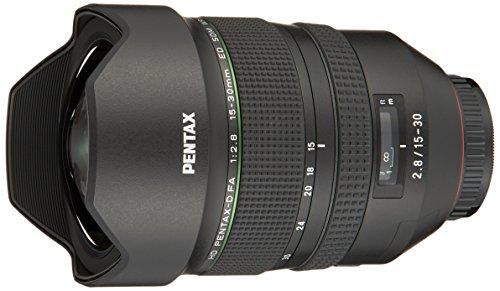 PENTAX ultra-wide-angle zoom lens HD PENTAX-D FA 15-30mmF2.8ED SDM WR 21280(Japan Import-No Warranty) (Pentax K3 Best Price)