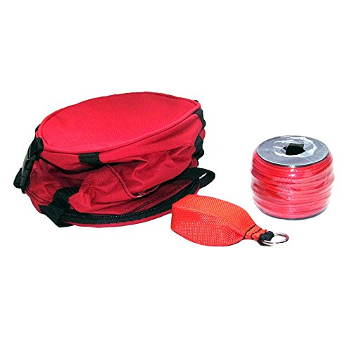 Arborist Throw Line Kit with Collapsible Rope Bag