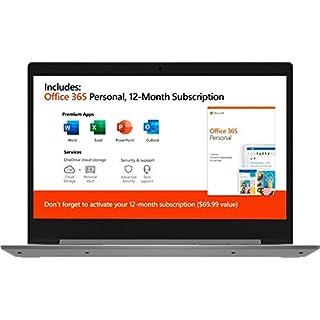 Lenovo IdeaPad 14.0'' HD Widescreen Laptop, AMD A6-9220e up to 2.4GHz, 4GB RAM, 64GB Storage, Bluetooth, HDMI, WiFi, AMD Radeon R4, One-Year Office 365, Windows 10 w/TIGOLOGY 64GB SD Card