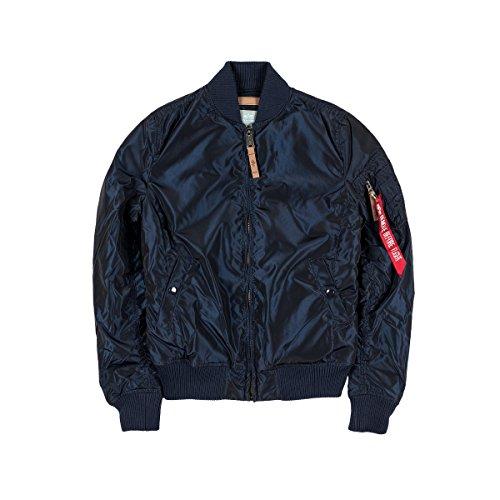 Vf 59 Ma Women Jacket Alpha blue Industries Iridium 1 Wmn Rep wa76Hq