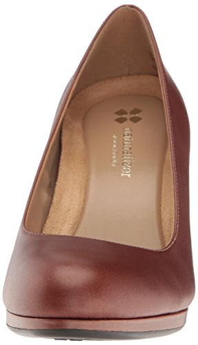buy cheap low price fee shipping free shipping latest Naturalizer Women's Michelle Platform Pump Caramel supply cheap online vhRivGg