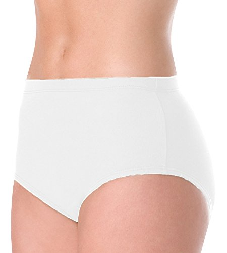 Body Wrappers (Angelo Luzio) Athletic Brief, White, Child 12-14 ()