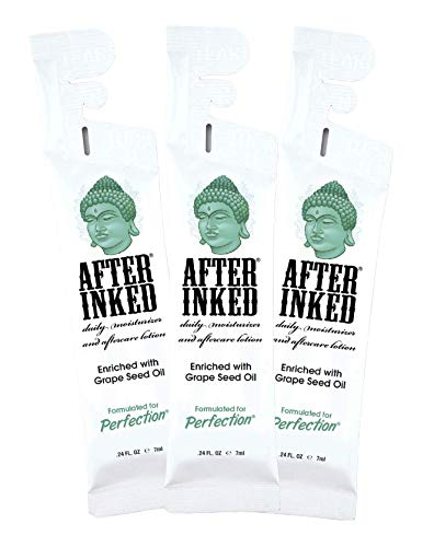 Buy lotion to use after tattoo