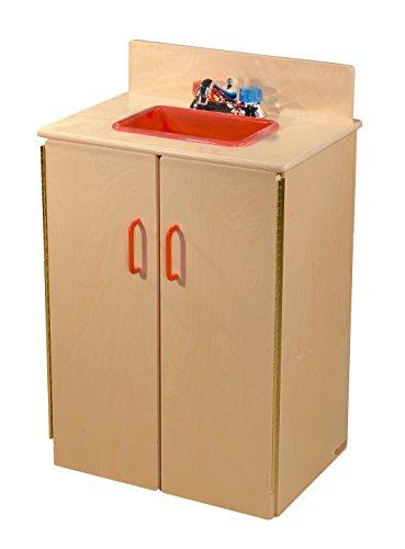 Wood Designs 10240 School Age Deluxe Sink by Wood Designs (Image #1)