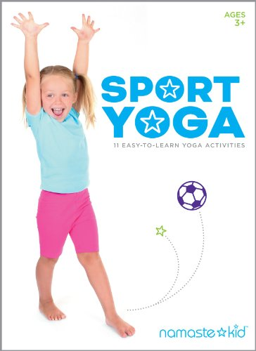 Sport Yoga - DVD for Kids Ages 3+