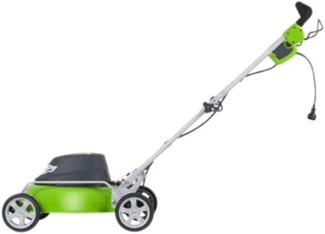 Greenworks Corded Electric Lawn Mower 25012 review