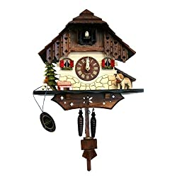 Alexander Taron Importer 403QM Black Forest Cuckoo Clock