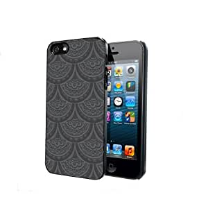 Vintage Gray Scales iPhone 5 5s Hard Case