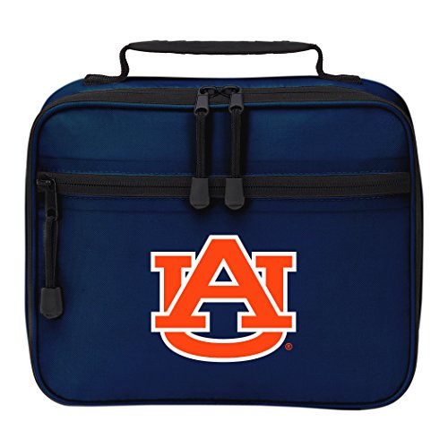Officially Licensed NCAA Auburn Tigers Cooltime Lunch Kit Cooltime Lunch Kit, Blue, One Size