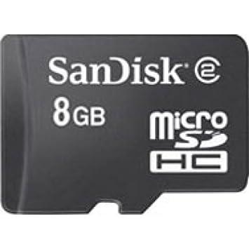 Amazon.com: SanDisk 6 GB MicroSDHC Tarjeta de memoria ...