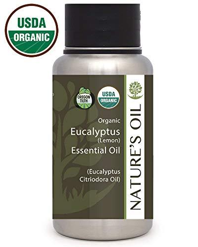 Best Eucalyptus Lemon Essential Oil Pure Certified Organic Therapeutic Grade 1Lb