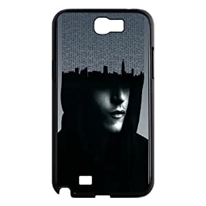 Durable Hard cover Customized TPU case MrRobot Artwork Samsung Galaxy N2 7100 Cell Phone Case Black