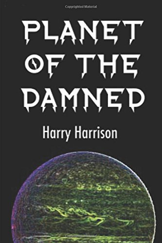 Planet of the Damned ebook