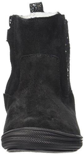 Fille Minibel Noir 68 Noir Bottes Classiques Noir Argent Ludique tppwqTa
