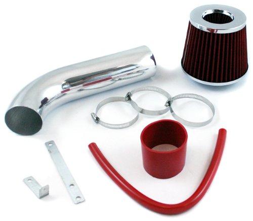- Velocity Concepts Red Short Ram Air Intake Kit + Filter 97-03 Dodge Durango Dakota 3.2L & 3.9L & 5.2L & 5.9L