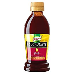 Knorr Touch of Taste Beef Concentrated Liquid Stock - 180ml