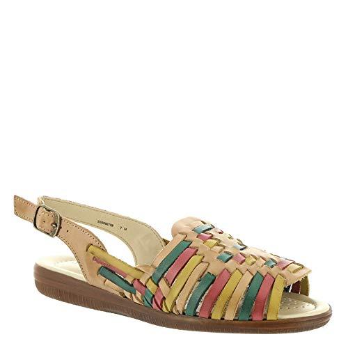 Huarache Leather Softspots - softspots Sunrise Women's Sandal 8 B(M) US Multi