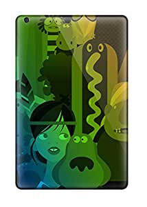 Case For Ipad Mini 3 With Nice Cast Of Characters Appearance 4654222K96195656