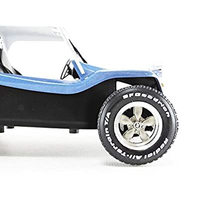 Solido S1802701 ROOF Blue-1/18-S1802701 1:18 1970 Meyers Manx Buggy-Blue Soft Top: Toys & Games