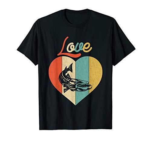 Vintage Retro Love Barracuda ()