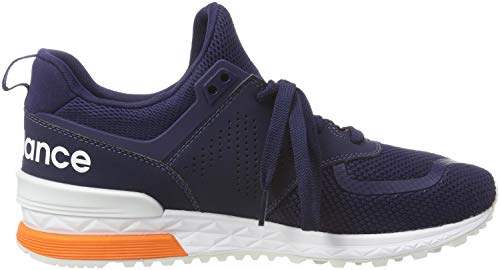 Balance Sneaker bengal 574s Pcn Uomo Tiger pigment New Blu nUSfx6n