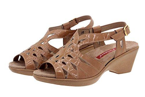 Bredt Sko Terra 2855 Skinnsko Uttakbar Sandal Komfort Piesanto Innersåle Kvinnen U0HqW