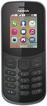 Nokia HMD 130 DS TA-1017 - Teléfono móvil DE 1.8