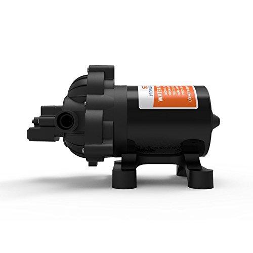 SEAFLO 24V DC 2.8 GPM 45PSI 33-Series Diaphragm Water Pressure Pump for Marine Boat RV Caravan FUAN AIDI ELECTRIC CO. LTD