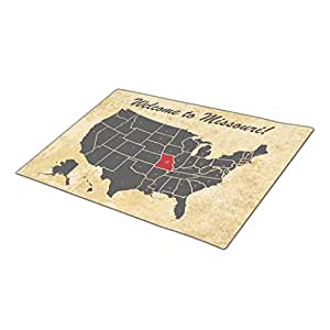 B.R.Z Entrance Rugs Old Blank Door Mats Uk Continent