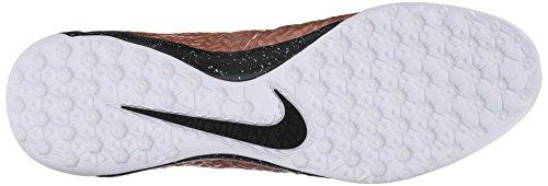 Rd Soccer Blk Mtlc Turf Tf Hypervenomx Grn Finale Shoe Glw White Men's Brnz Nike WUfq88