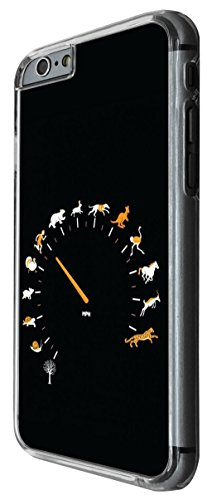 1202 - Multi Animal Speed Dahboard Design For iphone 4 4S Fashion Trend CASE Back COVER Plastic&Thin Metal -Clear