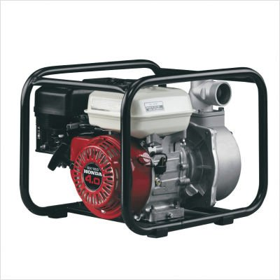 WAYNE GPH400 4 HP Portable Gas-Powered Water Transfer Pump With 2 in. Discharge With Solids Handling by Wayne