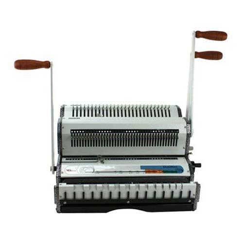 (Akiles WireMac-Duo Combo Wire Binding Machine AKWMD)