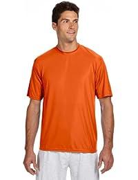 Short-Sleeve Cooling Performance Crew Neck T-Shirt