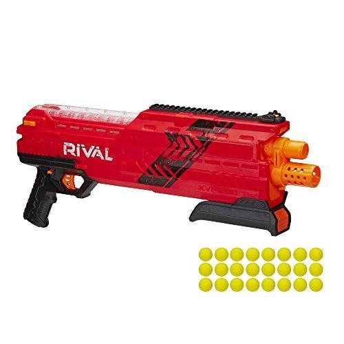 Nerf Rival Atlas XVI-1200 Blaster (Red) [並行輸入品] B07JBCR2W5
